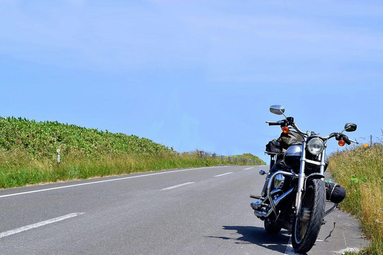 レンタルバイクのメリット