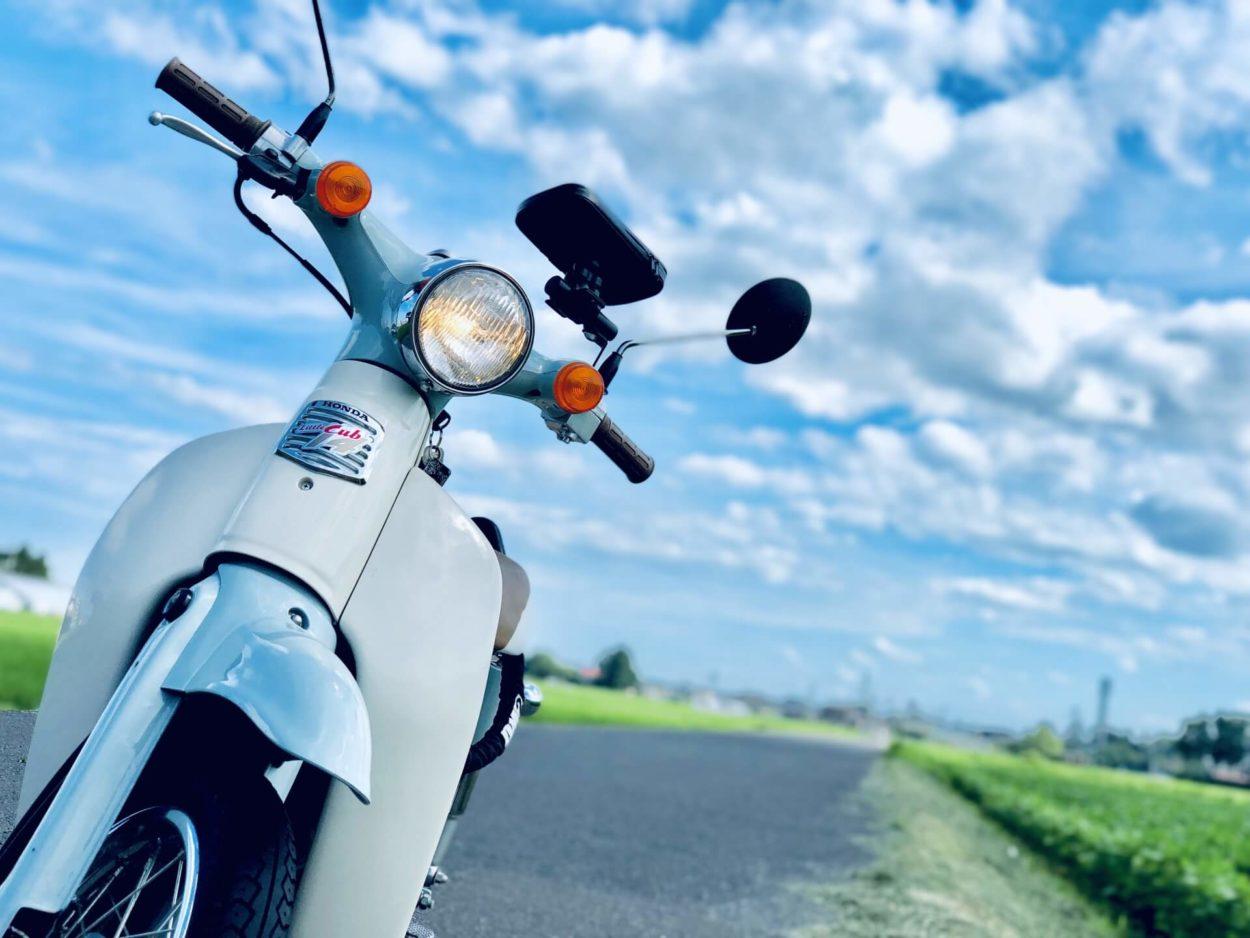格安レンタルバイクならマンスリーバイクMK